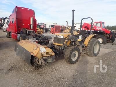 2006 CHALLENGER MT345B Broom Tractor