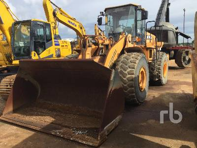 2007 HYUNDAI HL770-7A Wheel Loader