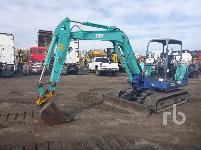 2014 IHI 55N3 Midi Excavator (5 - 9.9 Tons)