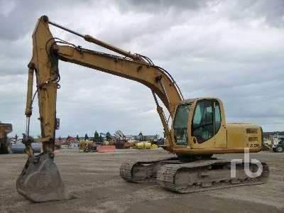 2006 JCB JS220SL Hydraulic Excavator