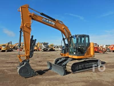 2014 CASE CX145CSR Hydraulic Excavator