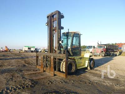 2006 HYSTER H190HD 14200 Lb Forklift