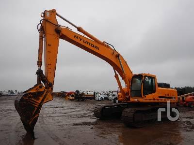2006 HYUNDAI ROBEX 450LC-7 Hydraulic Excavator