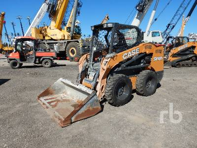 2018 CASE SV185 Skid Steer Loader