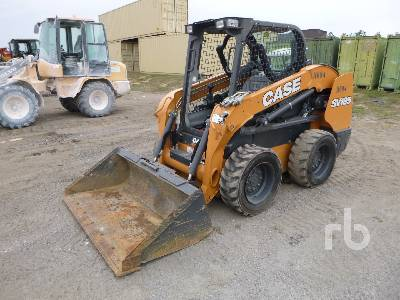 2018 CASE SV185 2 Spd Skid Steer Loader
