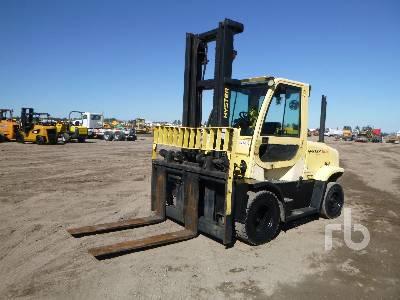 2008 HYSTER H155FT 14550 Lb Forklift