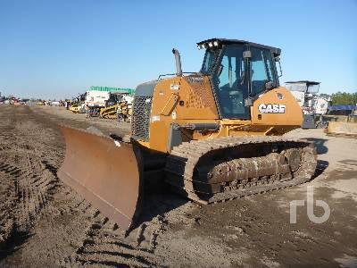 2014 CASE 1150M LGP Crawler Tractor