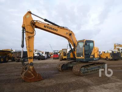 2017 HYUNDAI HX235LCR Hydraulic Excavator