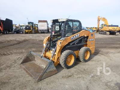 2012 CASE SV185 Skid Steer Loader