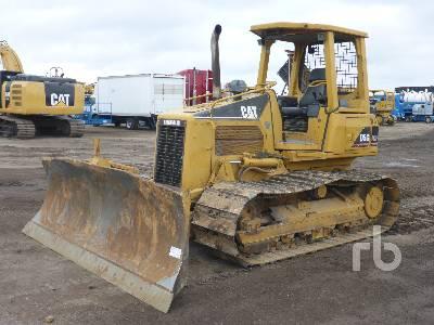 2004 CATERPILLAR D5G LGP Crawler Tractor