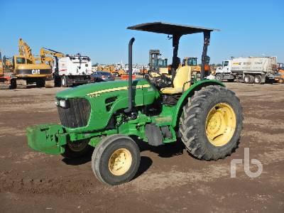 2013 JOHN DEERE 5075M 2WD Tractor
