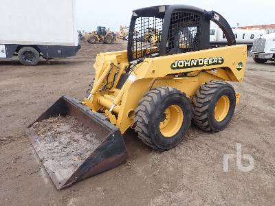 2000 JOHN DEERE 260 Skid Steer Loader