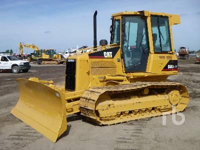 2007 CATERPILLAR D5G LGP Crawler Tractor