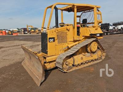 1993 CATERPILLAR D4H Series II Crawler Tractor