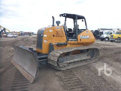 2016 CASE 1150M LGP Crawler Tractor