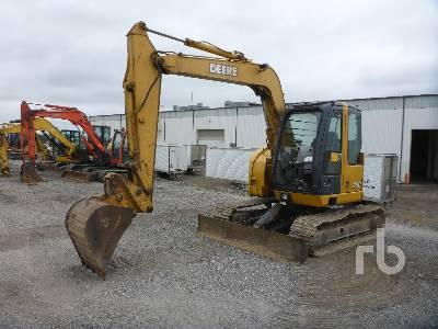 2006 JOHN DEERE 75C Midi Excavator (5 - 9.9 Tons)