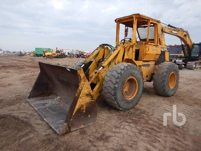 JOHN DEERE 644A Wheel Loader