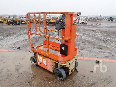 2010 JLG 1230ES Electric Personnel Boom Lift