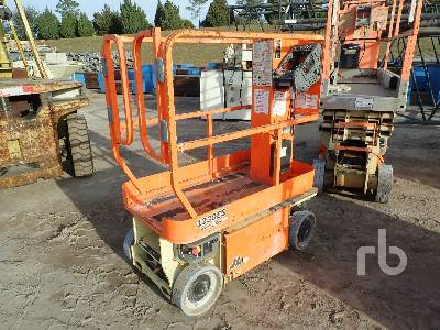 2011 JLG 1230ES Electric Personnel Boom Lift