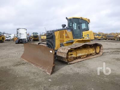 2014 JOHN DEERE 850K LGP Crawler Tractor