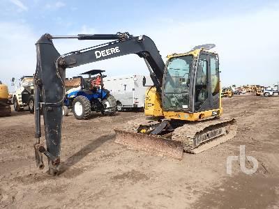 2017 JOHN DEERE 75G Midi Excavator (5 - 9.9 Tons)