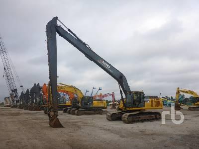 2012 JOHN DEERE 350G LC Long Reach Hydraulic Excavator