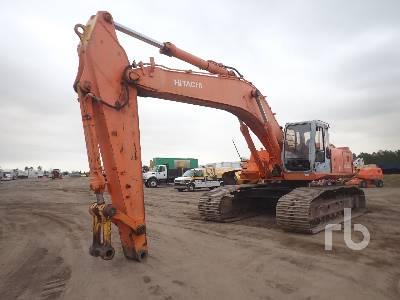 2000 HITACHI EX450LC-5 VG Hydraulic Excavator