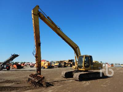 2000 JOHN DEERE 200 LC Long Reach Hydraulic Excavator