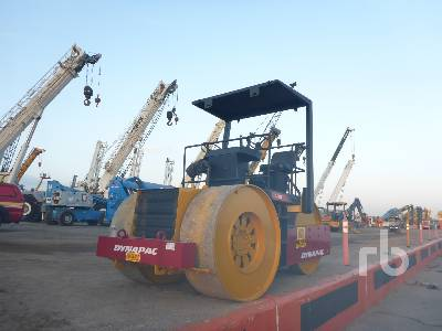 2003 DYNAPAC CS141 3 Wheel Static Roller