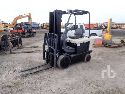 CROWN FC4010 4500 Lb Electric Forklift