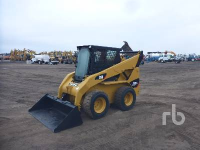 2011 CATERPILLAR 252B3 2 Spd Skid Steer Loader