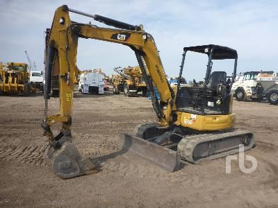 2016 CATERPILLAR 305E2CR Midi Excavator (5 - 9.9 Tons)