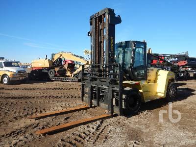 2013 HYSTER H330 30700 Lb Forklift
