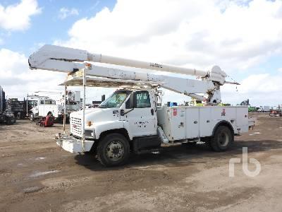 2006 GMC C7500 S/A w/Altec AA755L Bucket Truck