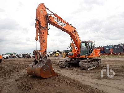 2013 DOOSAN DX300LC-3 Hydraulic Excavator