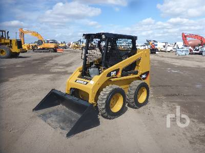 2011 CATERPILLAR 216B3 Skid Steer Loader
