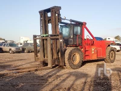1996 TAYLOR TE650L 65000 Lb Forklift