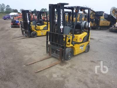 2011 HYUNDAI 15L-7A Forklift