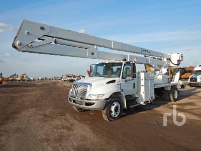 2010 INTERNATIONAL 4300 S/A w/Lift-All Lan/HD-75-2E Bucket Truck