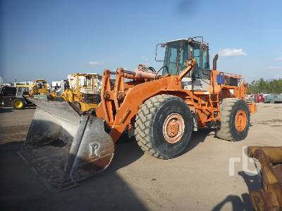1995 FIAT-HITACHI L220R Wheel Loader