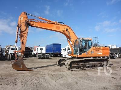 2012 DOOSAN DX300LC-3 Hydraulic Excavator