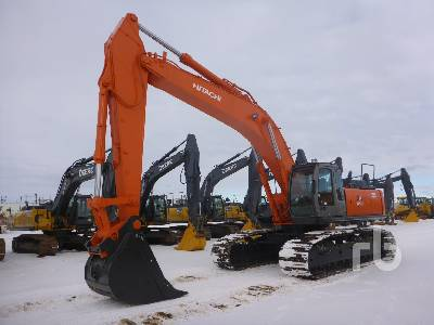 2004 HITACHI ZX450LC VG Hydraulic Excavator