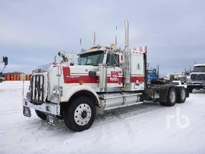 1998 WESTERN STAR 4964F T/A Winch Tractor