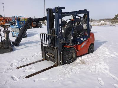 2015 HELI CPYD35RC3G Forklift