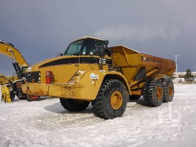 2006 CATERPILLAR 740 6x6 Articulated Dump Truck