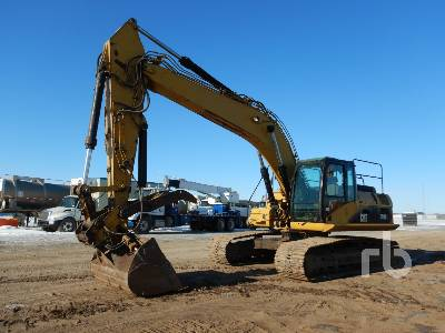 2007 CATERPILLAR 324DL Hydraulic Excavator
