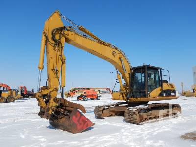 2006 CATERPILLAR 324DL Hydraulic Excavator