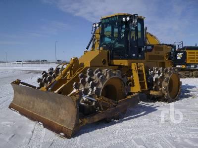 2012 CATERPILLAR 815F2 Compactor