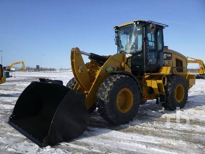 2015 CATERPILLAR 930M Wheel Loader