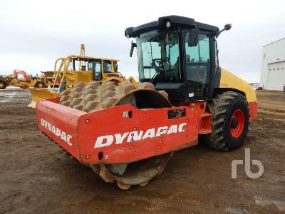 2013 DYNAPAC CA2500PD Vibratory Padfoot Compactor